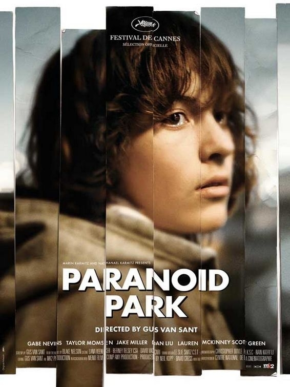 locandina di Paranoid Park