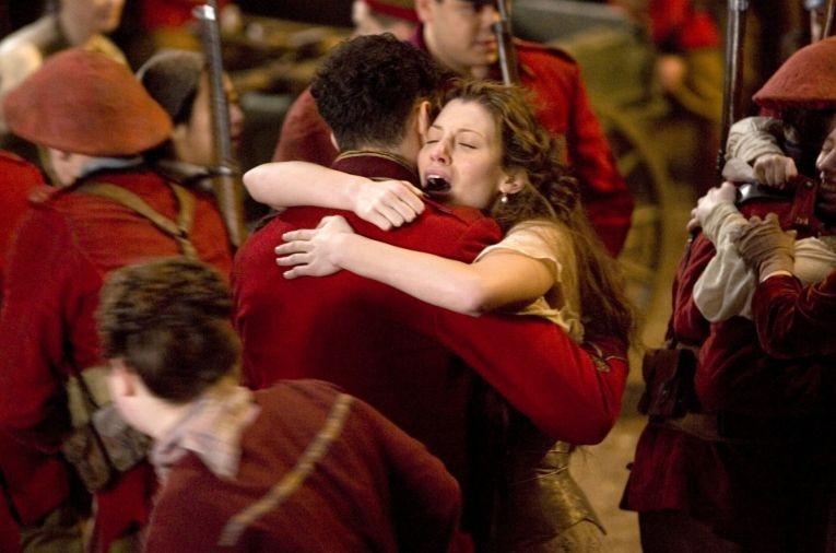 Una immagine del film The Magic Flute