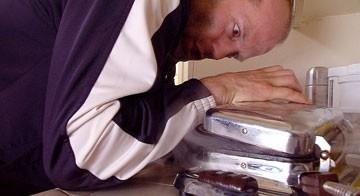 Crank: Jason Statham in una scena del film