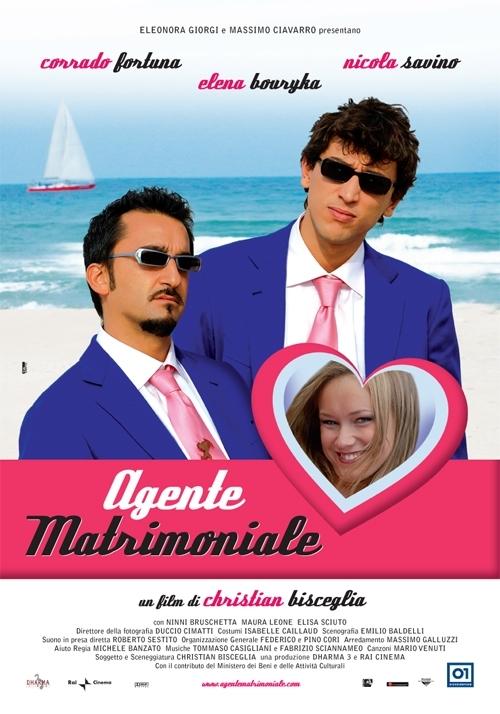 La locandina di Agente matrimoniale