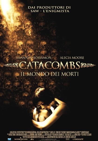 La locandina di Catacombs