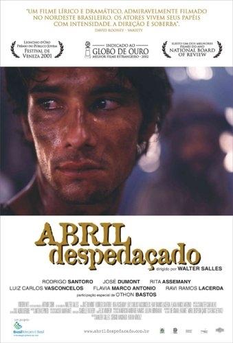 La locandina di Disperato Aprile