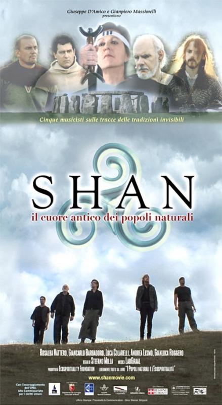 La locandina di Shan - il cuore antico dei popoli naturali