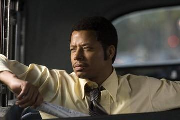 Terrence Howard in una scena del film Pride