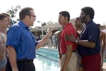 Tom Arnold, Bernie Mac e Terrence Howard in una scena del film Pride