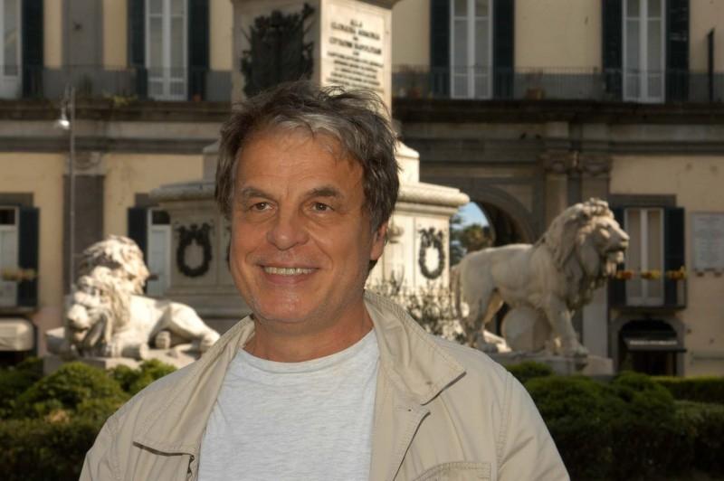 Michele Placido al Napoli Film Festival 2007