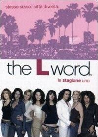 La copertina DVD di The L Word - stagione 1