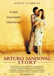 La locandina di Arturo Sandoval Story