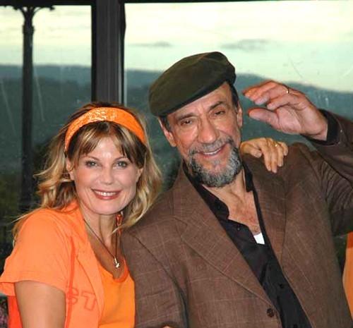 Patrizia Pellegrino e F. Murray Abraham in una scena del film Come le formiche