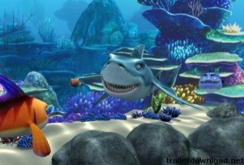 Una scena di The Reef - Amici per le pinne