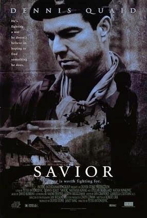 La locandina di Savior