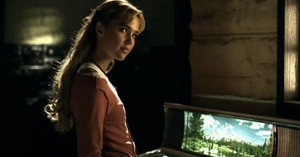 La Kebbel in una scena del film Reeker
