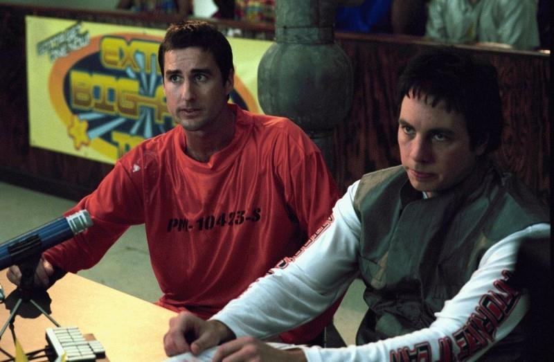 Shepard e Wilson in una scena del film Idiocracy