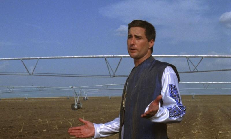 Luke Wilson in una sequenza del film Idiocracy