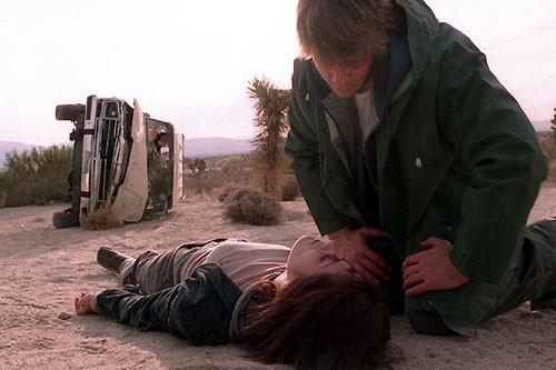 sequenza del film Reeker