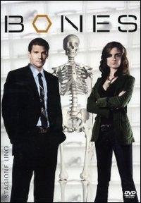 La copertina DVD di Bones - Prima Stagione