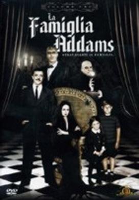 La copertina DVD di La famiglia Addams - volume 2