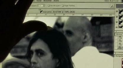 Una scena del film Nazareno