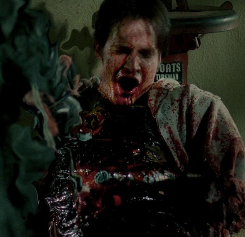 una scena del film Reeker, del 2005