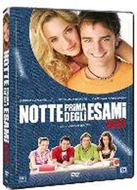 La copertina DVD di Notte prima degli esami - Oggi - Limited edition