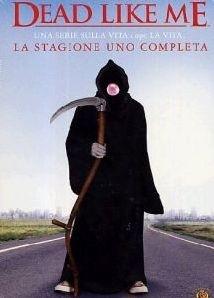 La copertina DVD di Dead Like Me