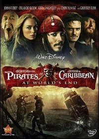 La copertina DVD di Pirati dei Caraibi - Ai confini del mondo (1 DVD)