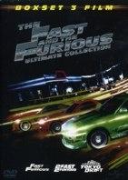 La copertina DVD di Box Set Fast &Furious Ultimate Collection