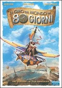 La copertina DVD di Il giro del mondo in 80 giorni