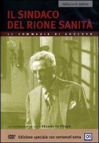 La copertina DVD di Il sindaco del rione Sanità - Collector's Edition
