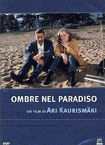 La copertina DVD di Ombre nel paradiso