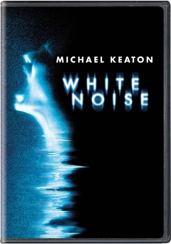 La copertina DVD di White Noise (Widescreen)