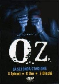 La copertina DVD di OZ - Stagione 2