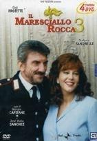 La copertina DVD di Il Maresciallo Rocca - Stagione 3