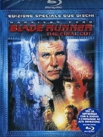 La copertina DVD di Blade Runner - The Final Cut - Edizione Speciale (Blu-Ray)