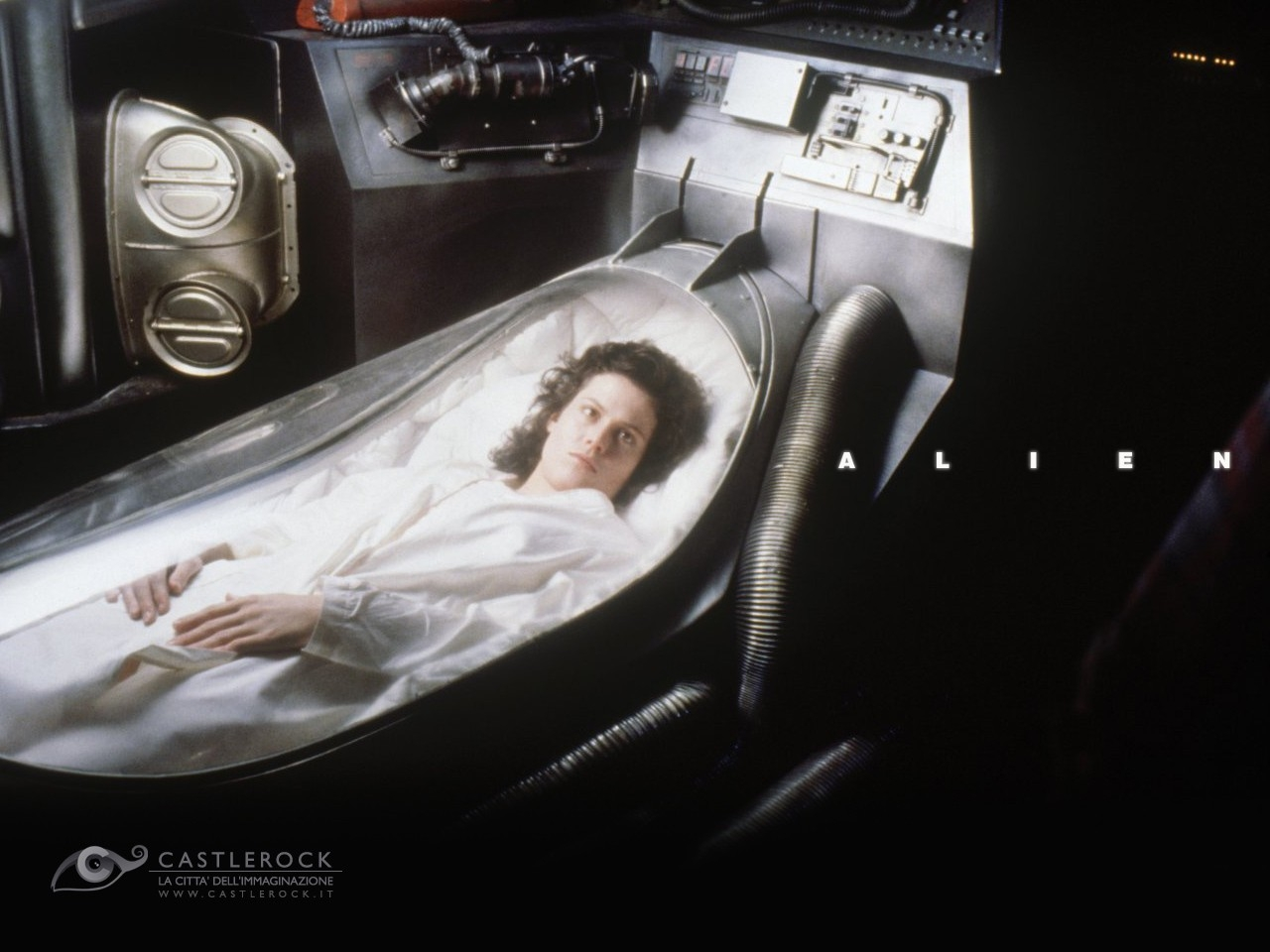 Wallpaper del film Alien
