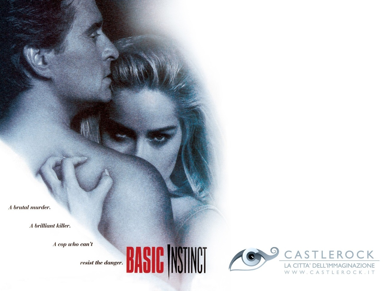 Wallpaper del film Basic Instinct