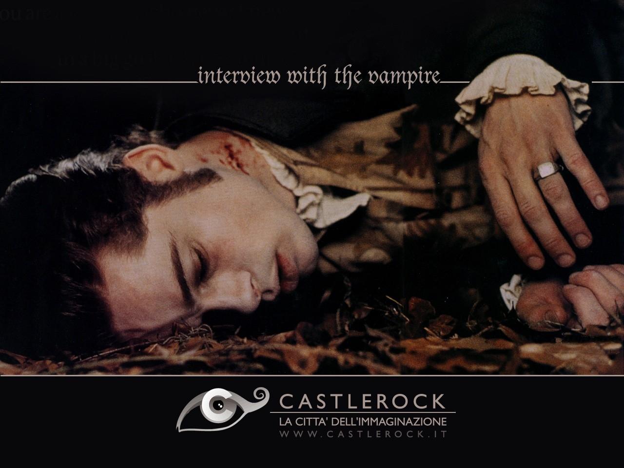 Wallpaper del film Intervista con il vampiro