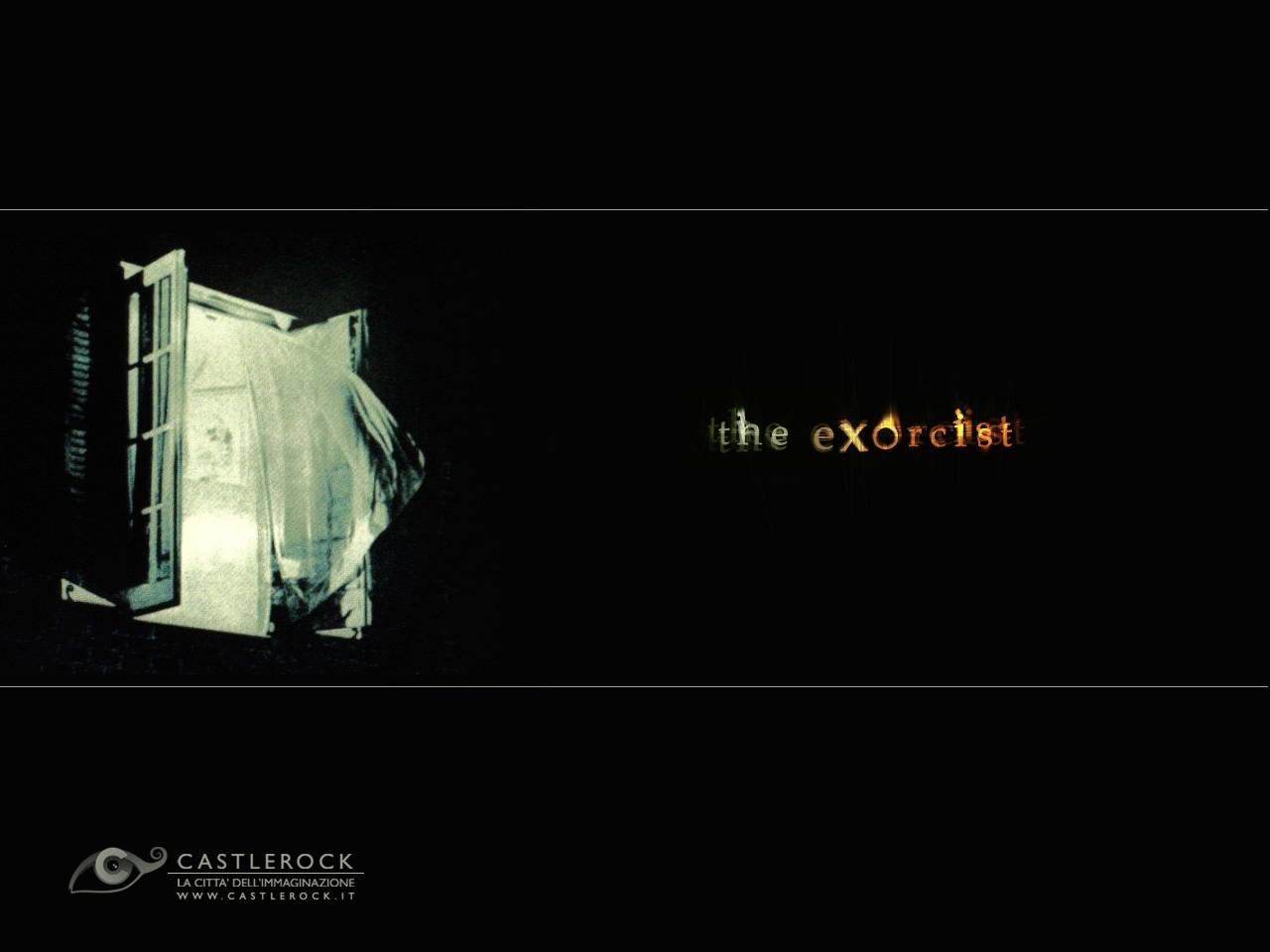 Wallpaper dell'horror L'esorcista