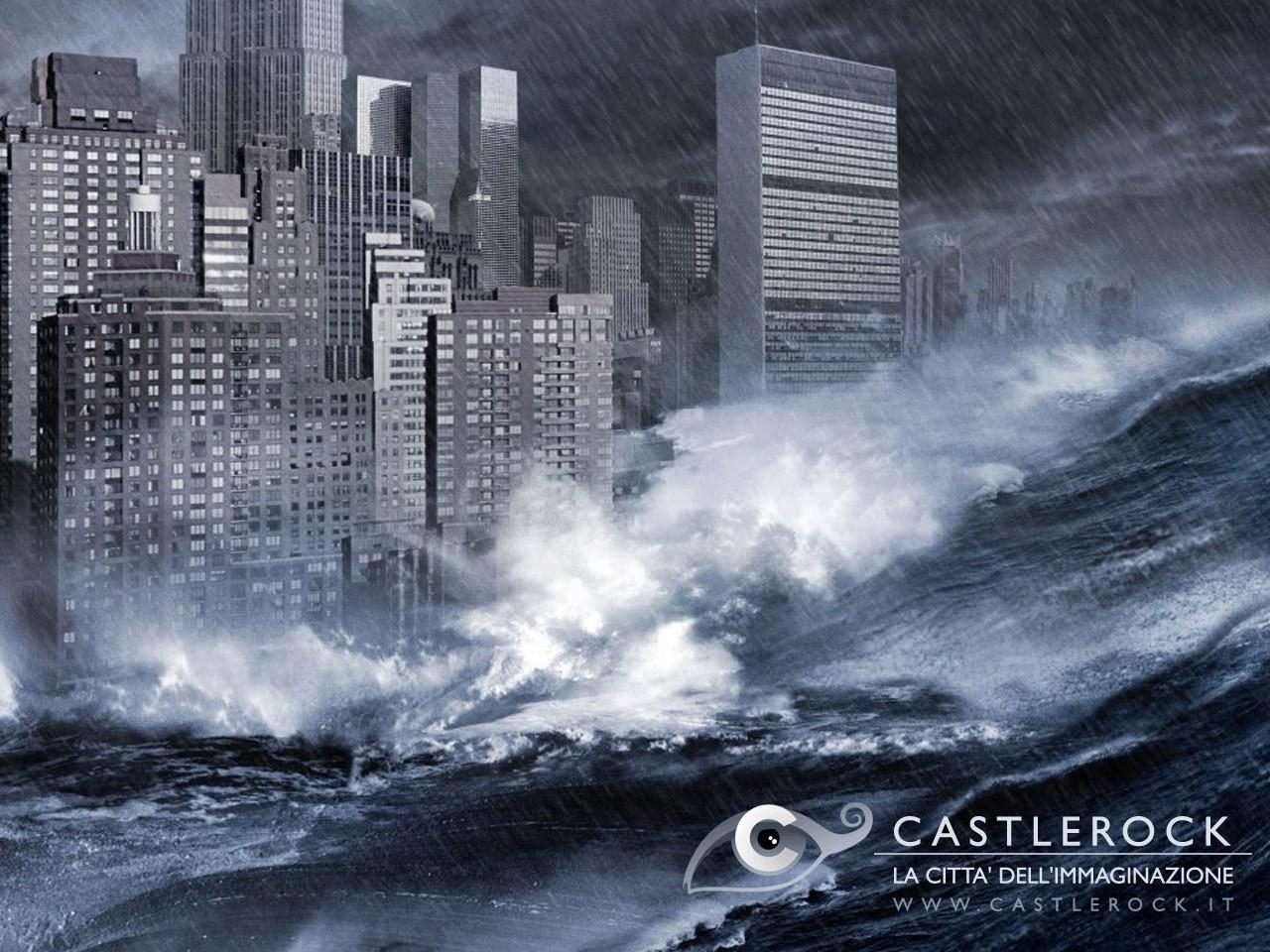 Wallpaper del film The Day After Tomorrow - L'alba del giorno dopo