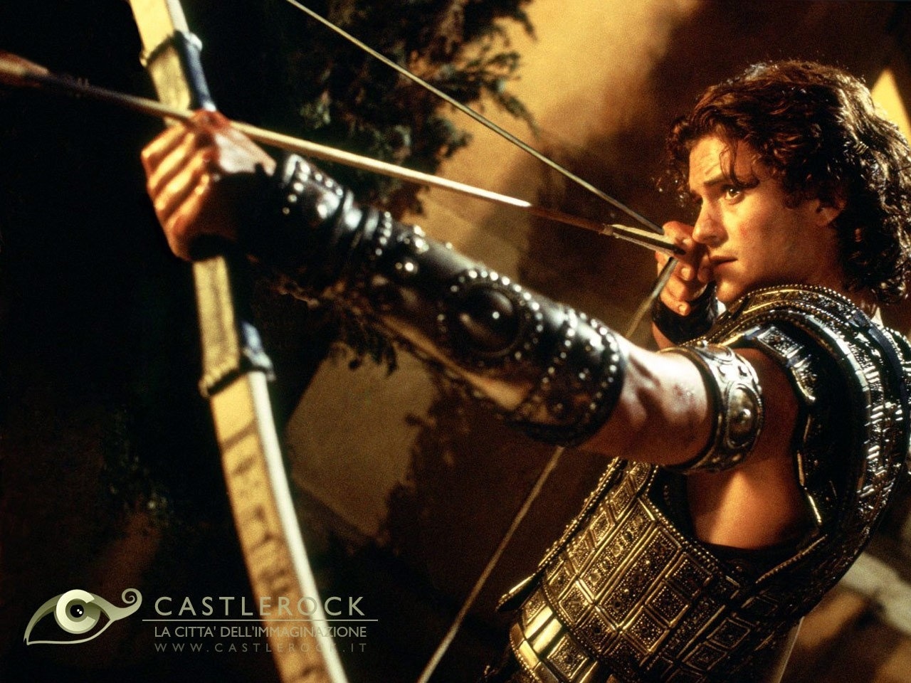 Wallpaper del film Troy