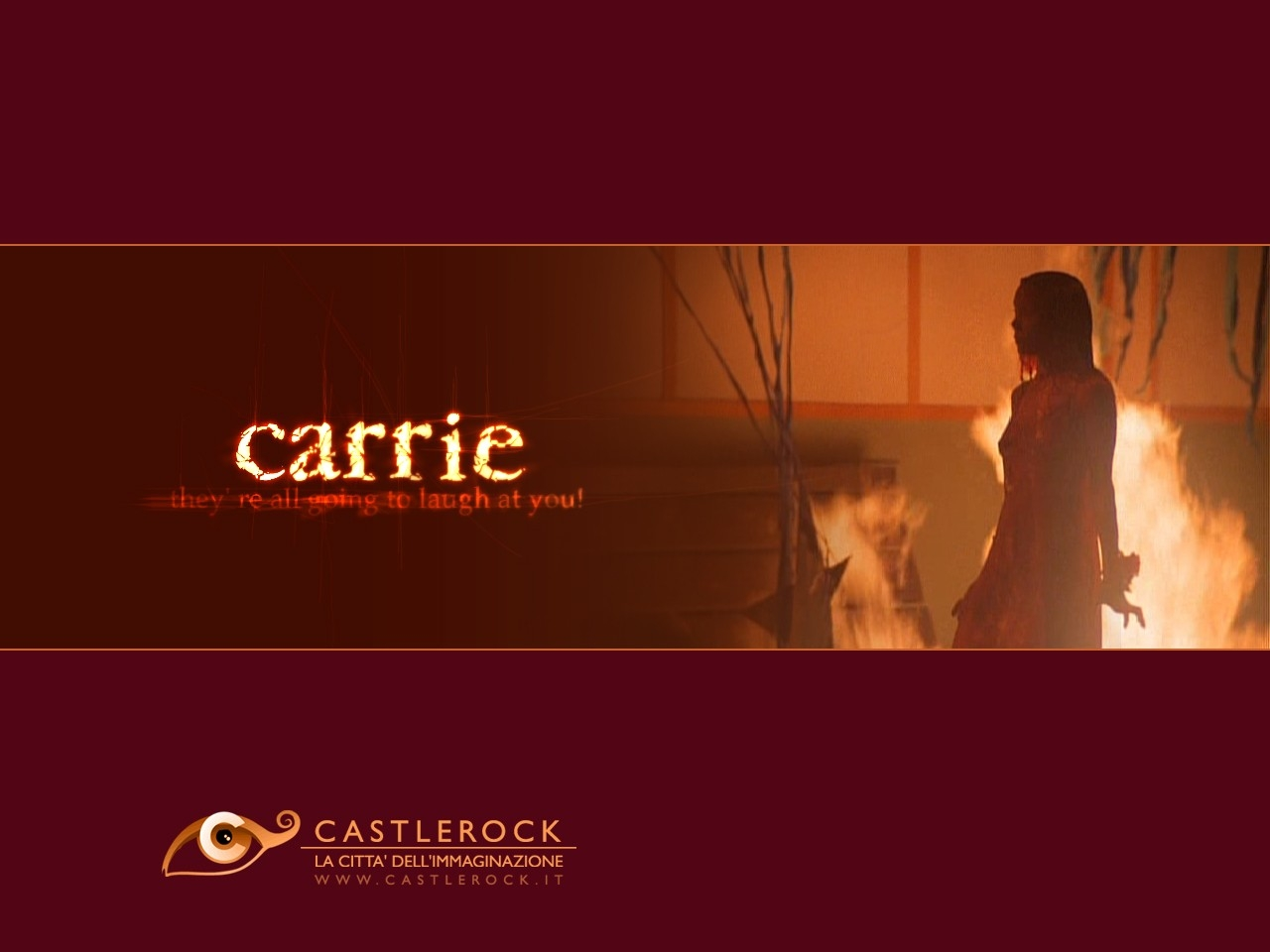 Wallpaper del film Carrie - Lo sguardo di Satana