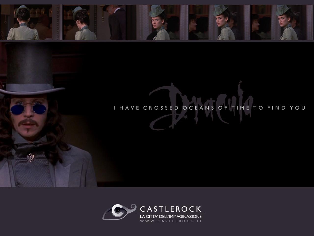 Wallpaper del film Dracula con Gary Oldman nel ruolo del vampiro