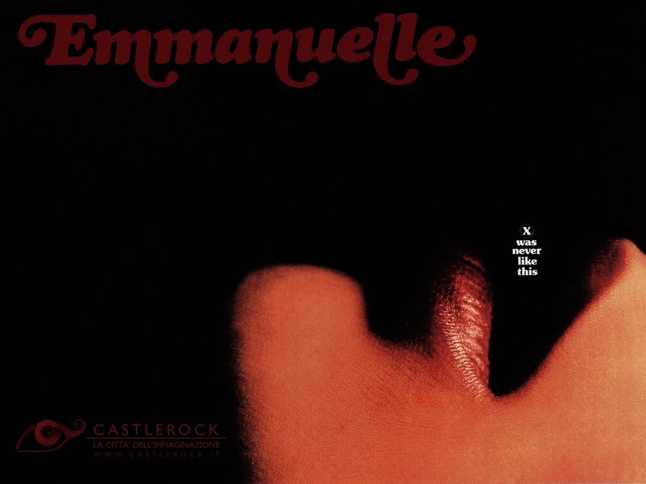 Wallpaper del film Emmanuelle
