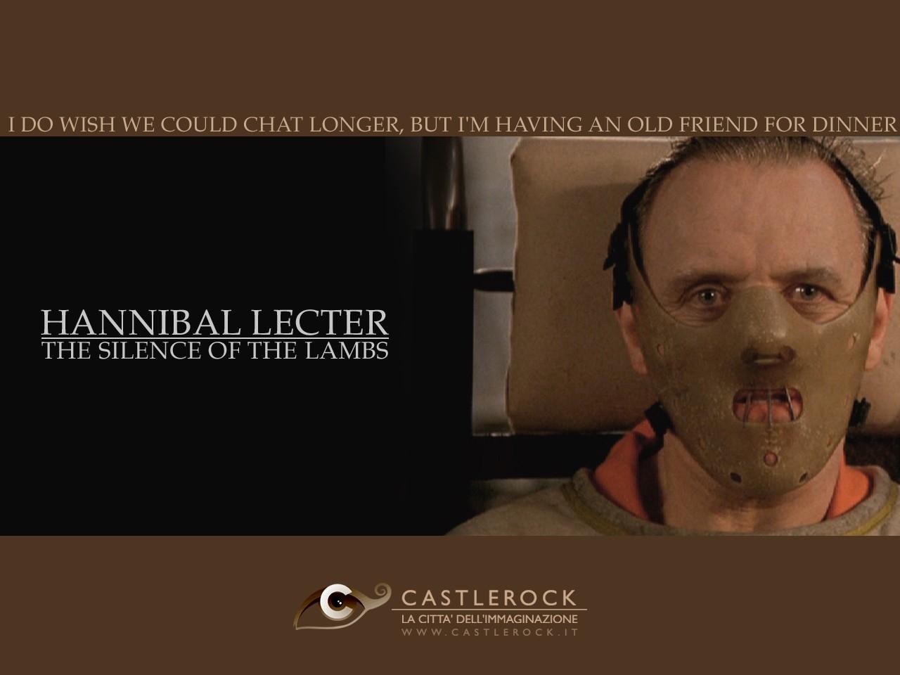 Wallpaper del film Il silenzio degli innocenti
