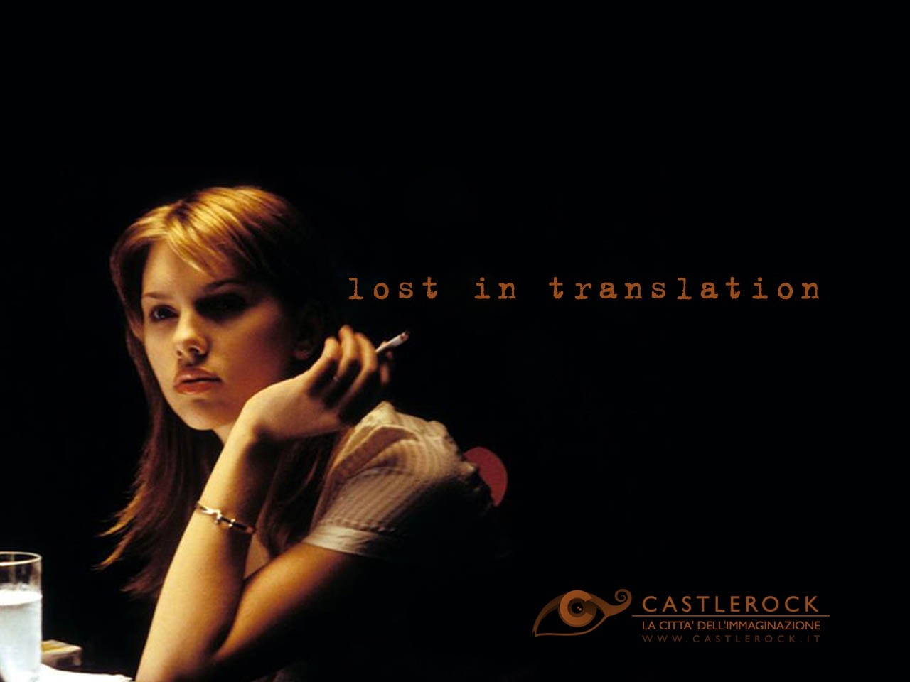 Wallpaper del film Lost in Translation - L'amore tradotto