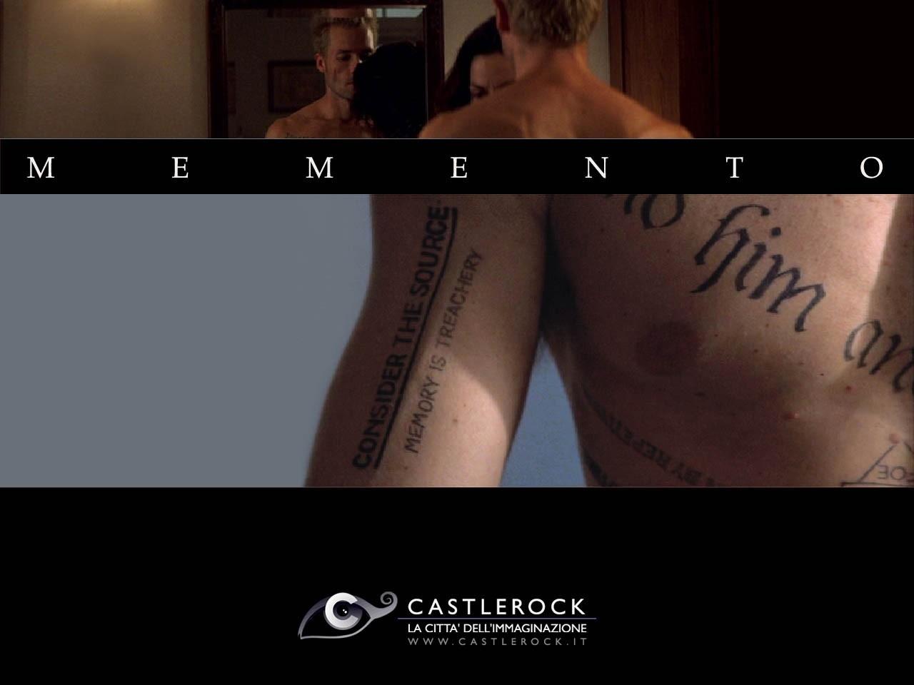Wallpaper del film Memento