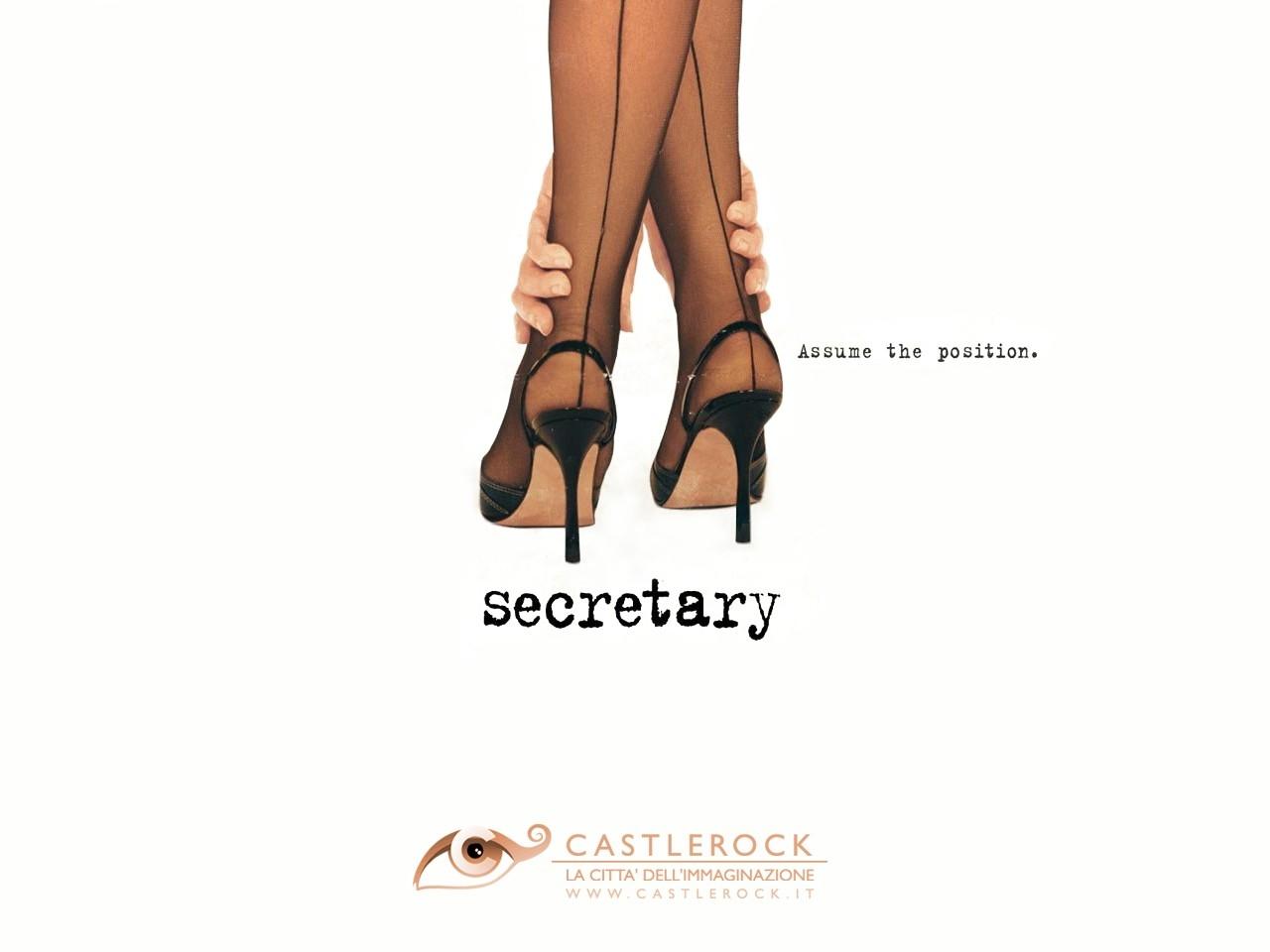 Wallpaper del film Secretary