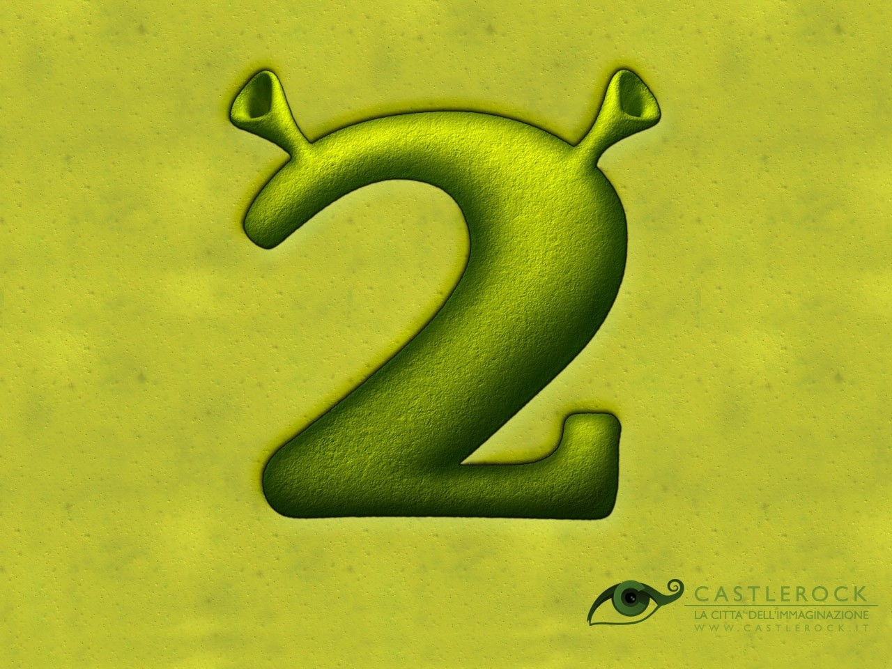 Wallpaper del film Shrek 2
