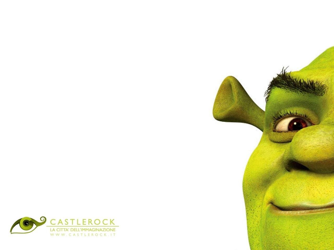 Wallpaper del film Shrek 2