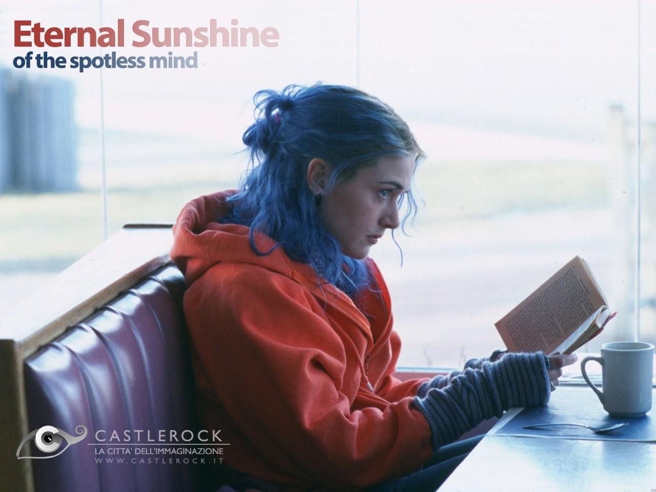 Wallpaper del film Eternal Sunshine of the Spotless Mind